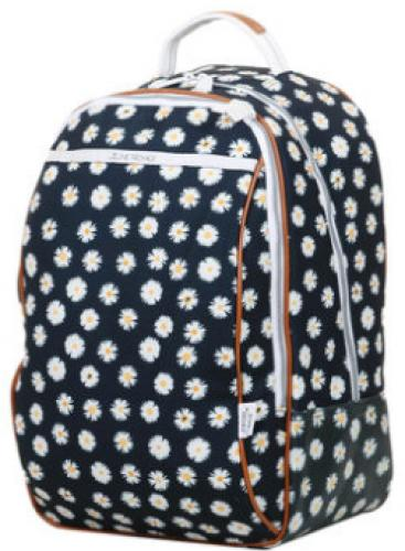 backpack james - daisies