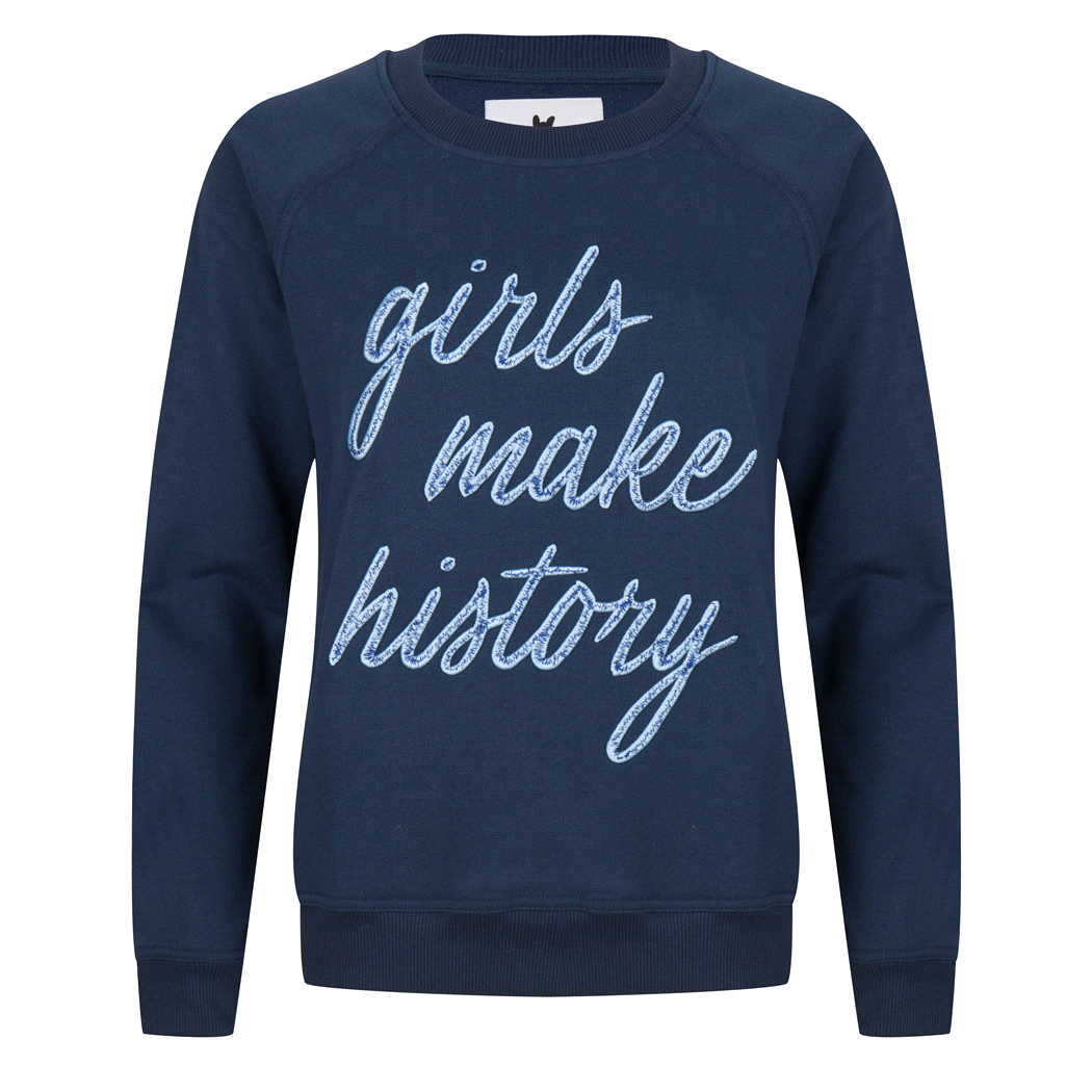 girls make history