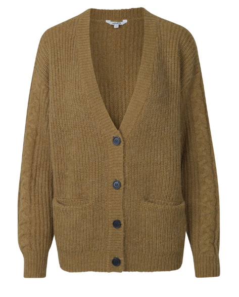 cardigan chantie - butternut